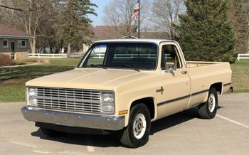 1984 Chevrolet C/K Truck for sale 100985784