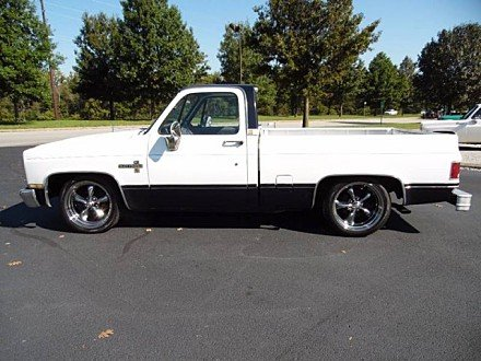 1984 Chevrolet C/K Trucks for sale 100909730