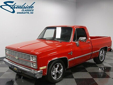 1984 Chevrolet C/K Trucks for sale 100930643