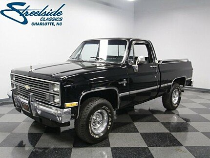 1984 Chevrolet C/K Trucks for sale 100930644