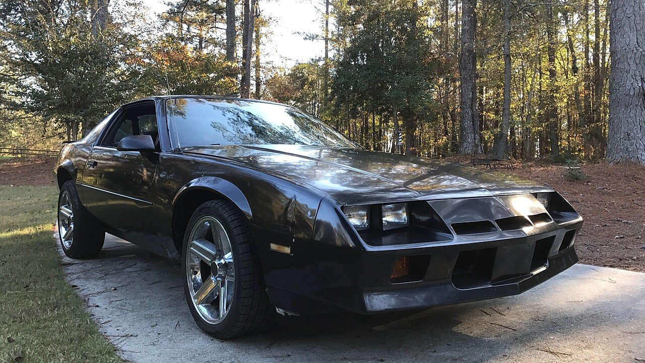 Chevy 1984 chevy camaro z28 : 1984 Chevrolet Camaro Classics for Sale - Classics on Autotrader