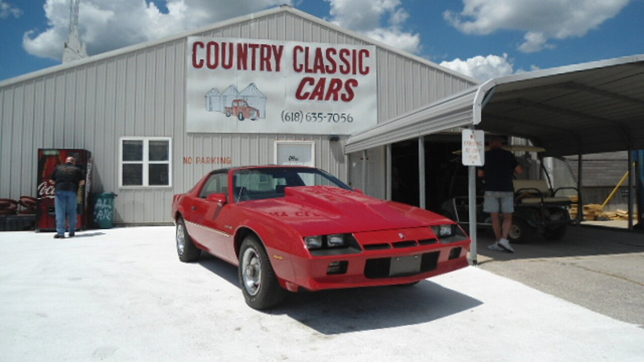 1984 Chevrolet Camaro for sale 100788480