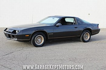 1984 Chevrolet Camaro Berlinetta Coupe for sale 100955939