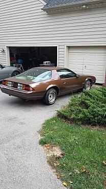 1984 Chevrolet Camaro Berlinetta Coupe for sale 100957972