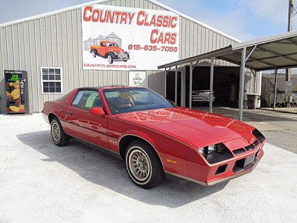 1984 Chevrolet Camaro for sale 101020615