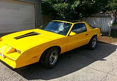 1984 Chevrolet Camaro Coupe for sale 100795369