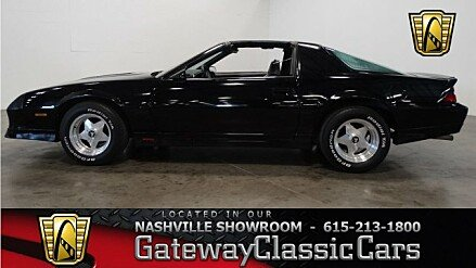 1984 Chevrolet Camaro Coupe for sale 100866329