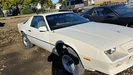 1984 Chevrolet Camaro Coupe for sale 100891991