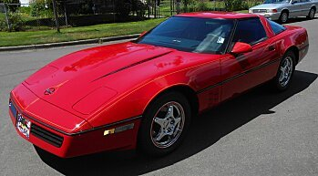 1984 Chevrolet Corvette Coupe for sale 100777395