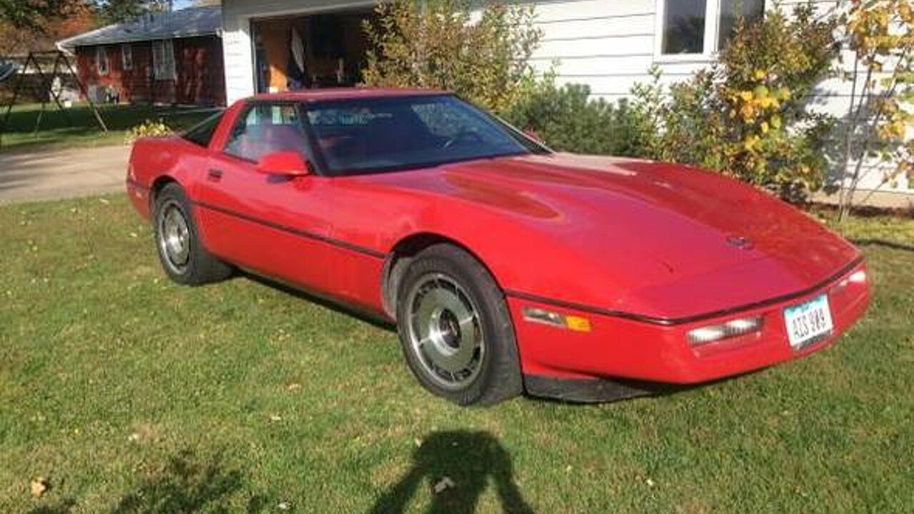 1984 Chevrolet Corvette for sale 100817430
