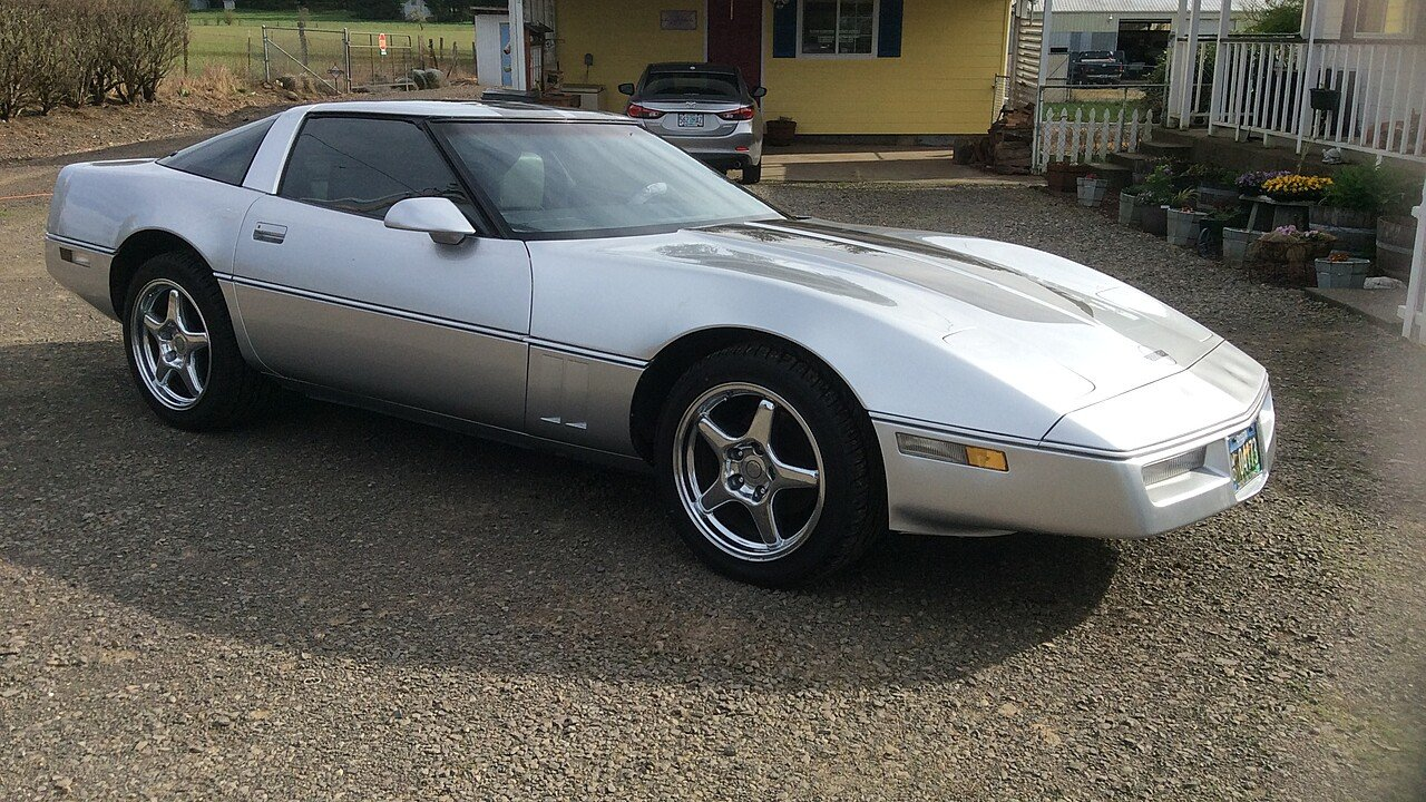 1984 Chevrolet Corvette Coupe for sale 100880916