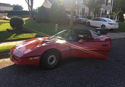 1984 Chevrolet Corvette for sale 100821803