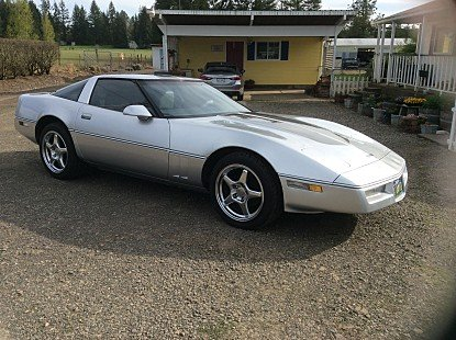1984 Chevrolet Corvette Coupe for sale 100880916