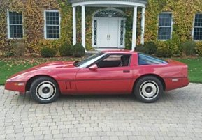 1984 Chevrolet Corvette Coupe for sale 100924411
