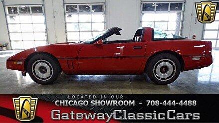 1984 Chevrolet Corvette Coupe for sale 100950699