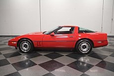 1984 Chevrolet Corvette Coupe for sale 100963256