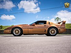1984 Chevrolet Corvette Coupe for sale 100963525