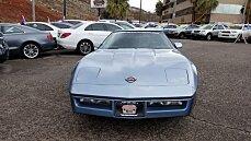 1984 Chevrolet Corvette Coupe for sale 100981368