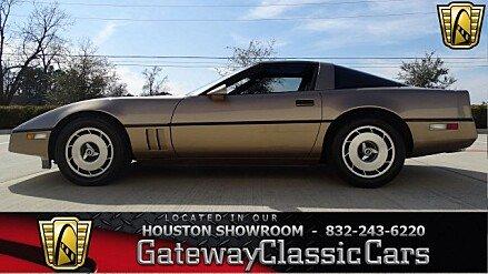 1984 Chevrolet Corvette Coupe for sale 100984995