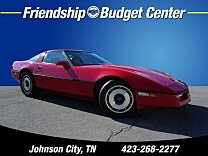 1984 Chevrolet Corvette Coupe for sale 100986326