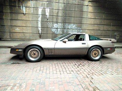 1984 Chevrolet Corvette Coupe for sale 100988916