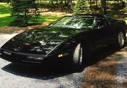 1984 Chevrolet Corvette Coupe for sale 100990542
