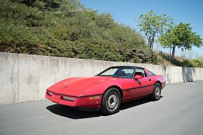 1984 Chevrolet Corvette Coupe for sale 100991517