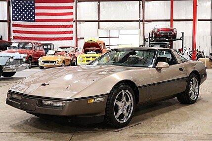 1984 Chevrolet Corvette Coupe for sale 100992289