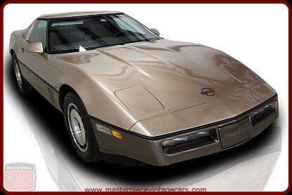 1984 Chevrolet Corvette Coupe for sale 100997101