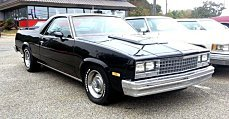 1984 Chevrolet El Camino for sale 100780544
