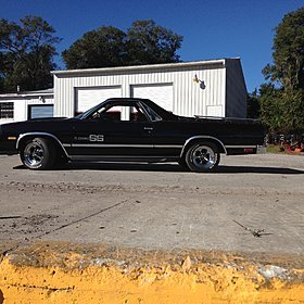 1984 Chevrolet El Camino V8 for sale 100814968