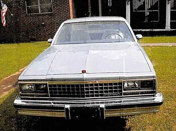 1984 Chevrolet El Camino for sale 100797523