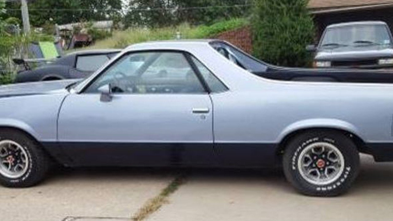 1984 Chevrolet El Camino for sale 100812330
