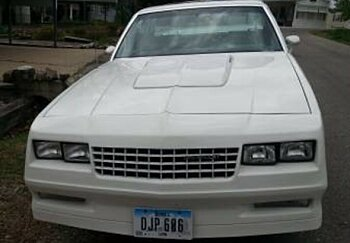 1984 Chevrolet El Camino V8 for sale 100861434