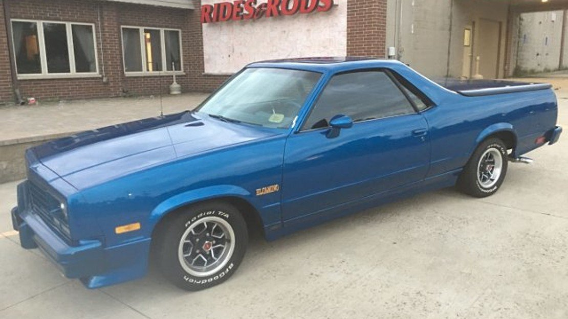 1984 Chevrolet El Camino for sale 101033364