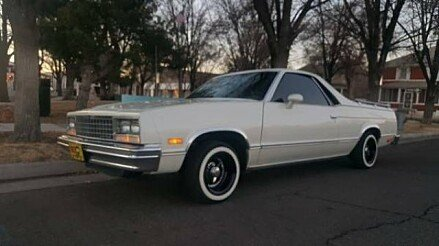 1984 Chevrolet El Camino for sale 100956937