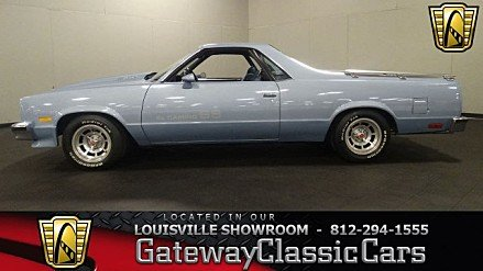 1984 Chevrolet El Camino V8 for sale 100970090