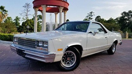1984 Chevrolet El Camino for sale 100995567