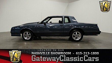 1984 Chevrolet Monte Carlo SS for sale 100774129