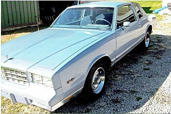 1984 Chevrolet Monte Carlo for sale 100835279