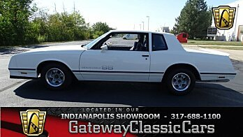1984 Chevrolet Monte Carlo SS for sale 100963528