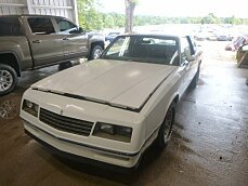 1984 Chevrolet Monte Carlo SS for sale 100907710
