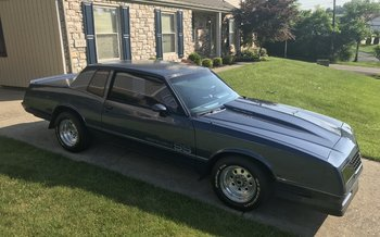 1984 Chevrolet Monte Carlo SS for sale 100992332