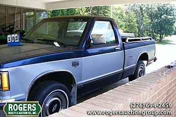 1984 Chevrolet S10 Pickup for sale 100890403