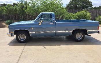 1984 Chevrolet Silverado and other C/K1500 2WD Regular Cab for sale 100770198