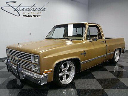 1984 Chevrolet Silverado and other C/K1500 2WD Regular Cab for sale 100894055