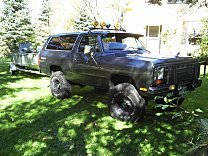 1984 Dodge Ramcharger AW 100 4WD for sale 100773394