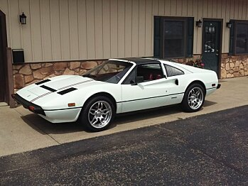 1984 Ferrari 308 GTS for sale 101017870