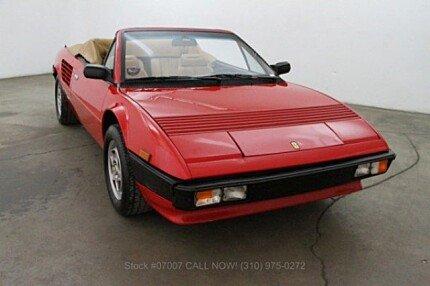 1984 Ferrari Mondial Cabriolet for sale 100767424