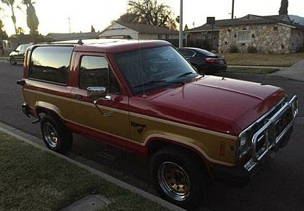 1984 Ford Bronco II for sale 100963291